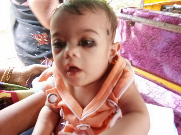 Help for Baby of Nalina Rani