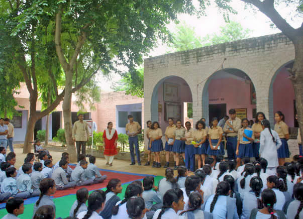 Help Us To Provide 150 Village Students Quality Education