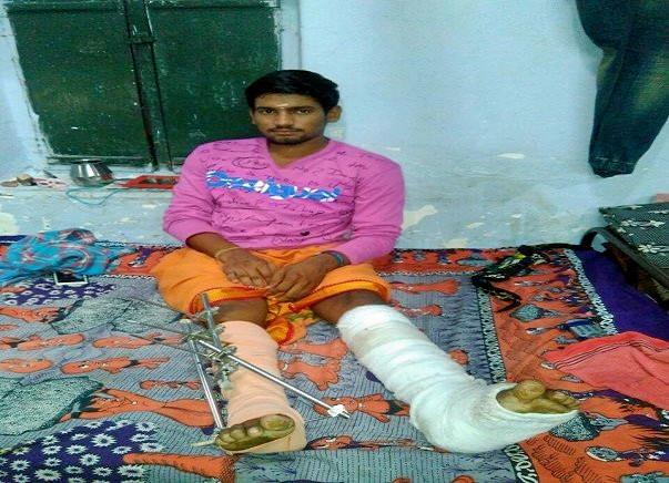 Help Aravindaraj  - Bone Surgery