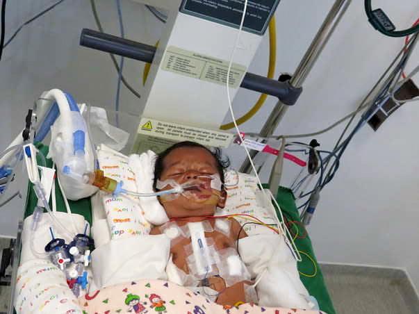 Help Anandhi & Sadhasivam save their new born baby