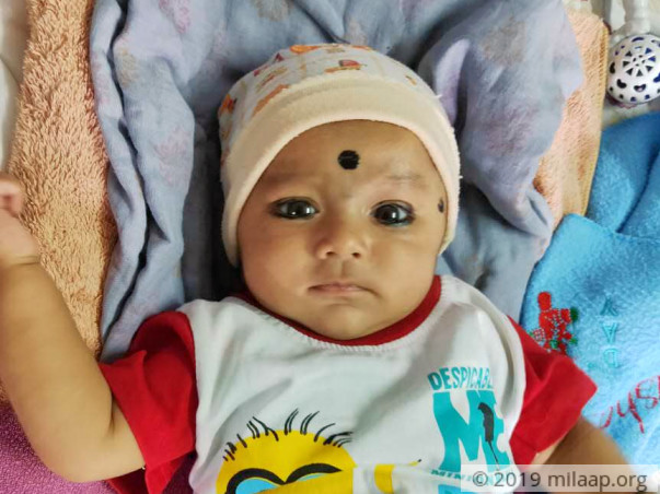 Himanshu has Chronic diarrhoea and is in the ICU
