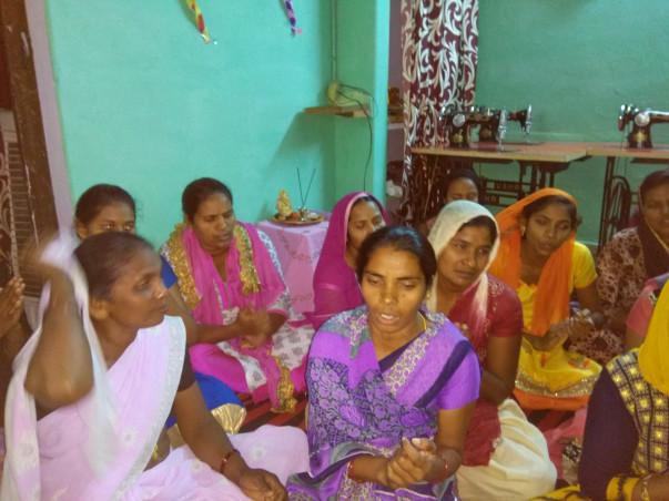 Empowering underprivileged women