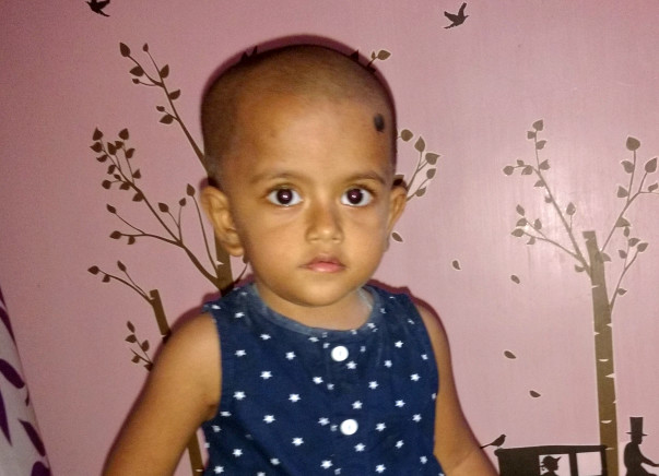 Help Arisha undergo a bone marrow transplant