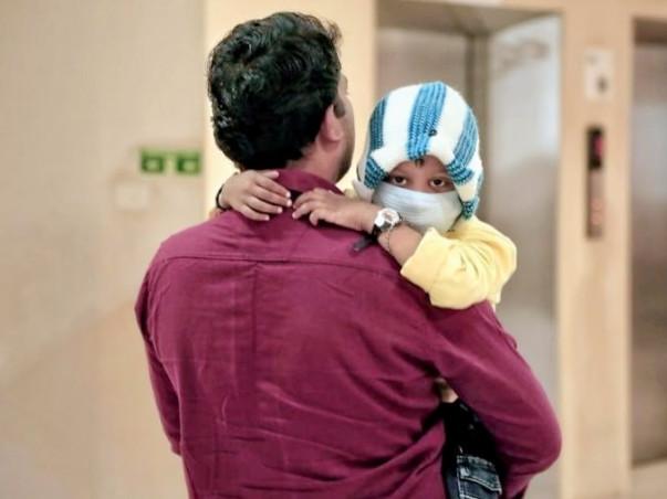 Help 5-year-old Rajdeep fight cancer
