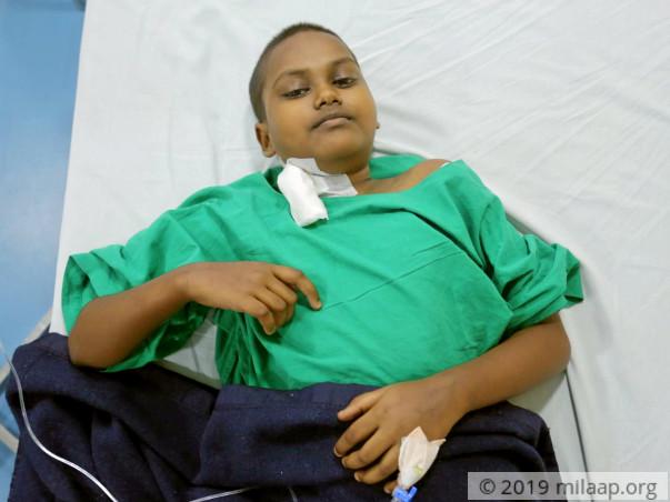 Jigyasa needs your help urgently.