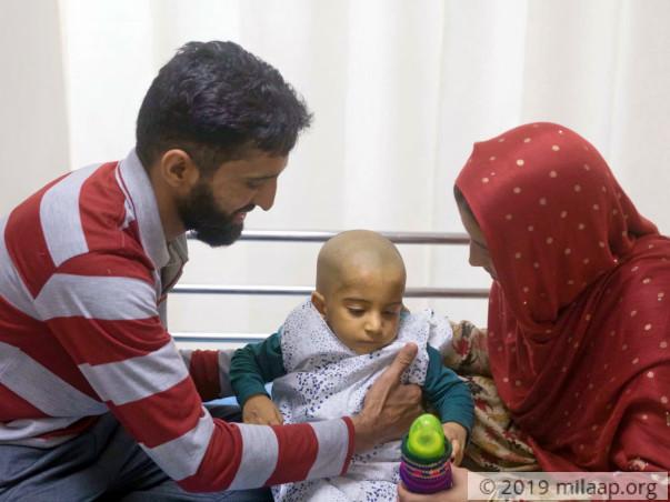 Help Maqbool Fight Crigler-Najjar Type 1 Syndrome