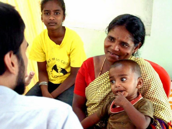 BEAT BOXING to provide employment for women in Bullahalli. #giftHOPE #GigOnWheels