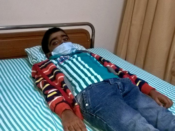 Help Siddu fight Aplastic Anemia