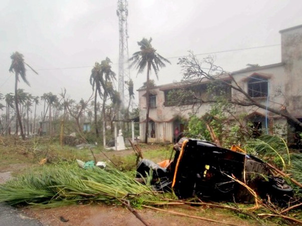 Stand for Odisha's Fani affected Victims