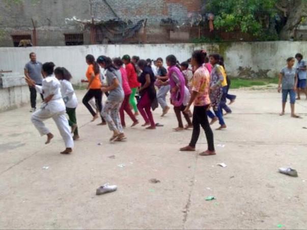 Get Bio-degradable Sanitary Pads For The Orphanage Kilkari