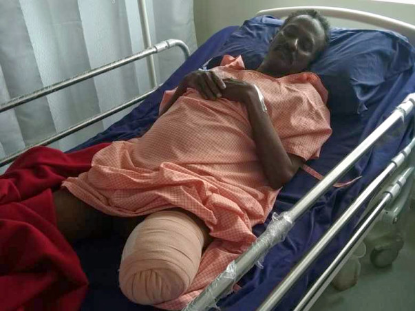 Need Help For his Treatment and Medical Expenses.