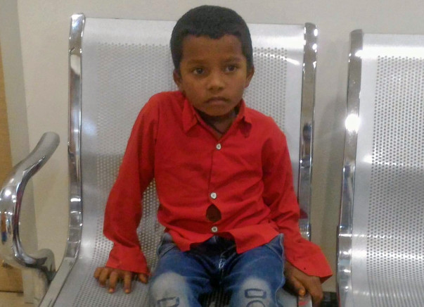 5-year-old Suhail Needs Your Help To Recover