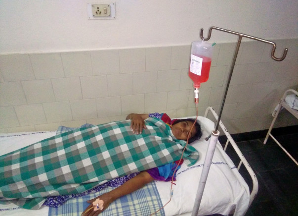 A Poor Widow Suffering From Breast Cancer Looking for a Helping Hand
