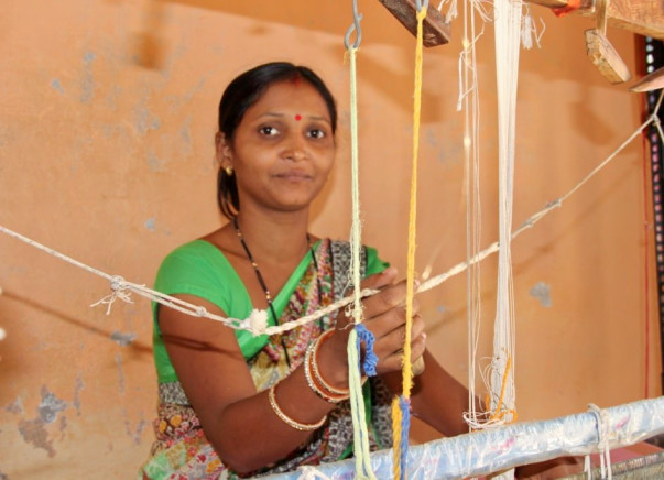 Support Women Weaver's Incubation Program