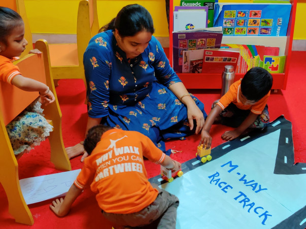 Help us provide quality early childhood education for a better future.