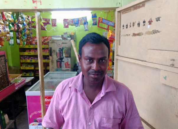 Help Santosh to get his Mother cured of cancer