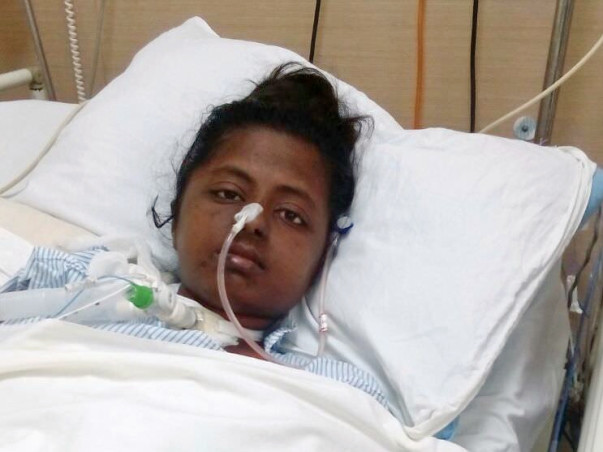 Srividya Who Hoped To Be Married Soon Is Now Fighting For Her Life
