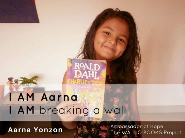 Join Aarna to bring hope to 1 Million Kids in India