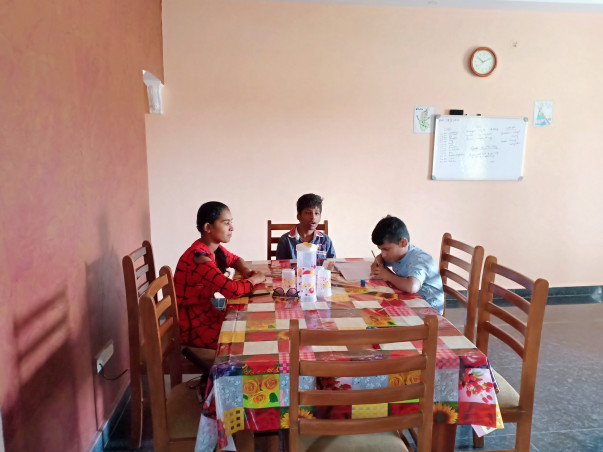 Help to complete Home for Mentally Challenged Children