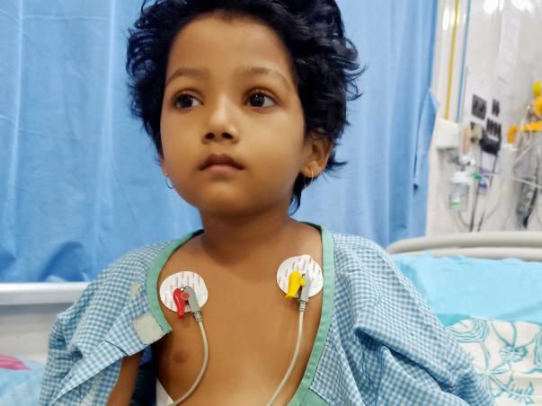 Help 6Yrs Old Trishika to Fight Systemic Juvenile Idiopathic Arthritis