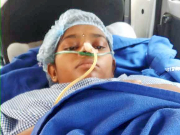 Support Soni Recover From Cardiac Problem
