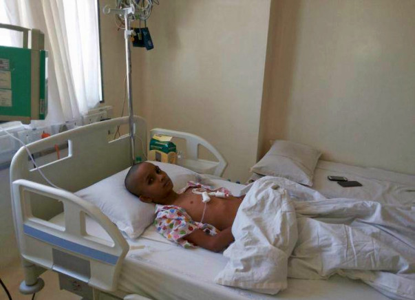This 10-year-old's Body Is Not Producing Enough Blood Cells. Save Him!