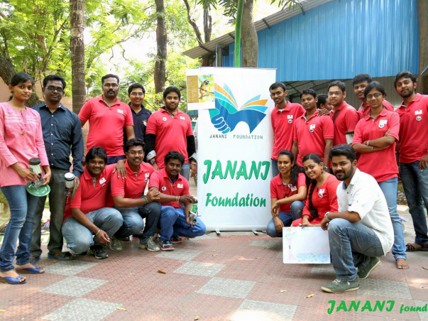 I am fundraising to bangalore Marathon - J Foundation