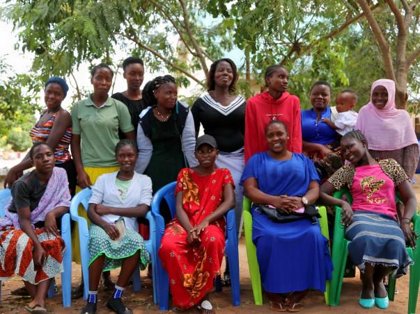 Help Girls & Women for their Career in Tanzania