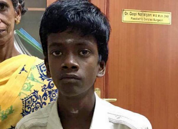 Help Santhana undergo a heart surgery
