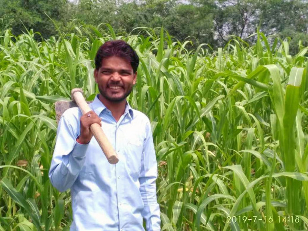 Invest in the learning of young farmers of India