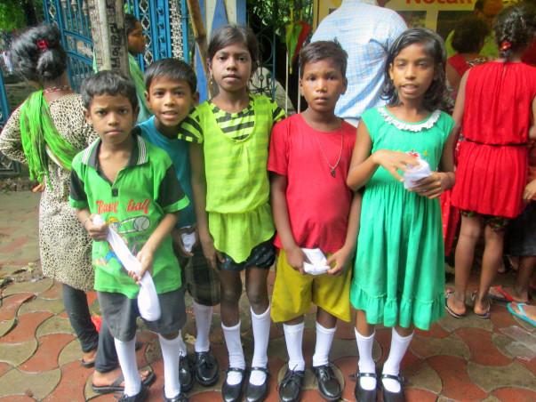 Homeless Street Children/Sex Workers Children need a Remedial school