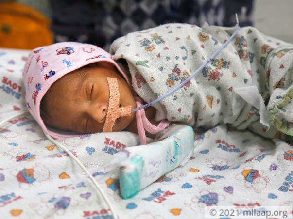 15-day-old Baby Has Only 6 Days To Get A Heart Surgery And Survive