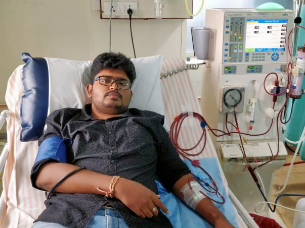 Help for Praveen - Kidney Transplantation