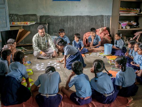 Help For The Education Of Naxalite(Maoist) Children's Left Alone