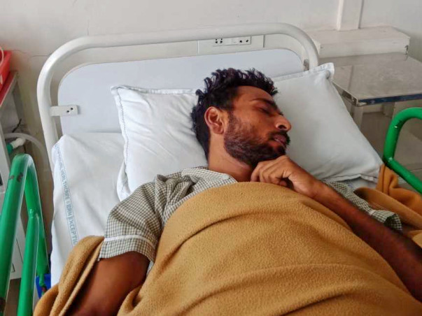 Help Sikandar Fight Cancer