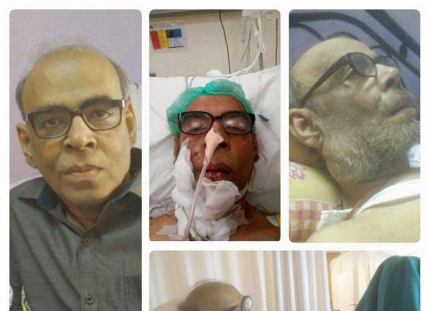 Help my father (Mr. Anil Kumar) fight cancer