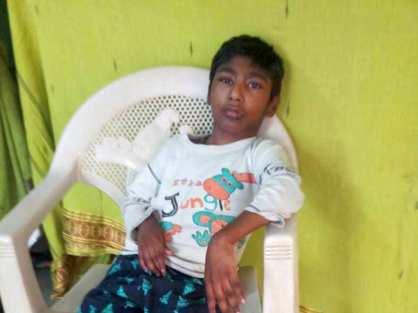 11 Years Old Anik Debnath Needs Your Help Fight Microcephaly