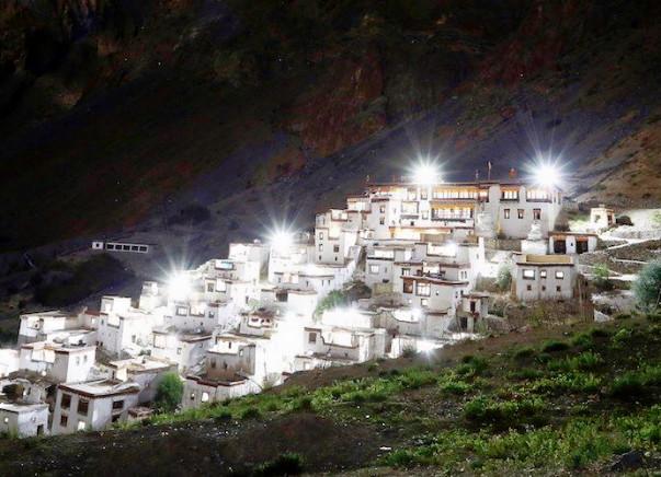 Help Illuminate 1000 year old Himalayan village by Solar Microgrids