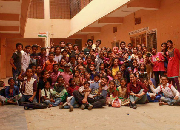 Camp Diaries- Help Us Change The Lives of 5000 Children in One Year