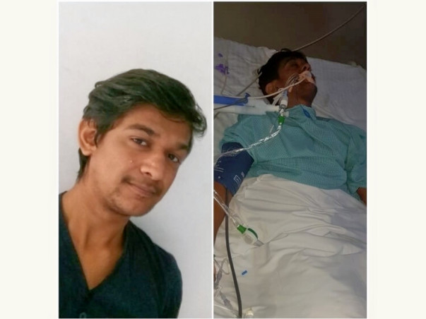 Please Help Me Save My Brother Gokul