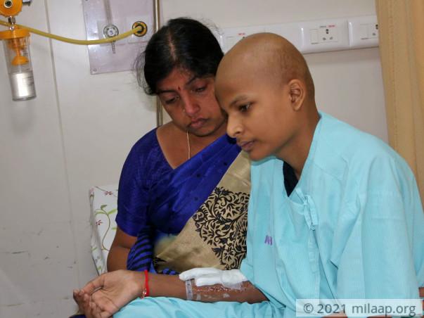Help Vivek Fight Acute Lymphoblastic Leukemia