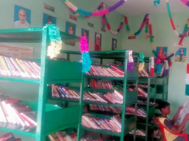 This Village Library Run By Children Will Close Without Help