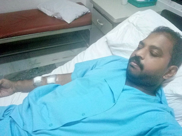 Help Sunil to Fight Kidney Failure. Your Donation Could Save His Life.