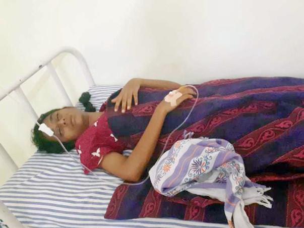Dear all,Please Help Parveen Undergo Appendix fluid Infection Surgery.