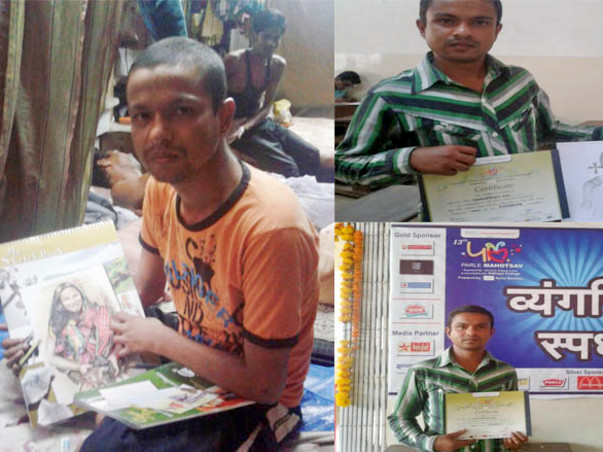 Cancer survivor Madhusudan wants to be a Graphic Designer help him to achieve his dream!