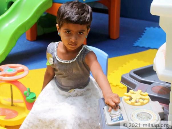 Priya Pujaram needs your help to undergo her treatment