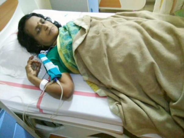 Help Ramani- A Retired School Teacher, Fight Cancer