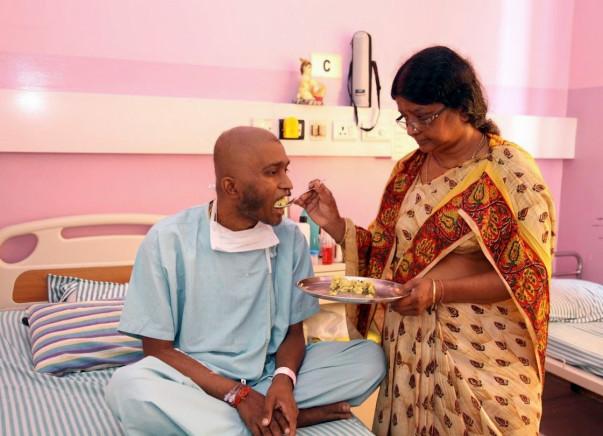 Help Vishal fight severe blood cancer