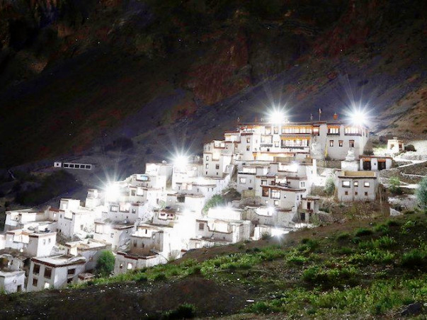 Help Illuminate 1000 year old Himalayan village by Solar Microgrids