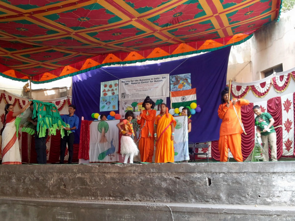 Society for Autistics in India